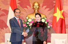 Quốc hội Việt Nam ủng hộ quan hệ đối tác chiến lược với Indonesia