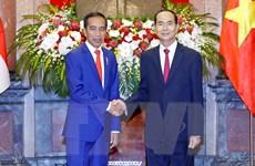 Tuyên bố chung Việt Nam-Indonesia về tăng cường Đối tác chiến lược