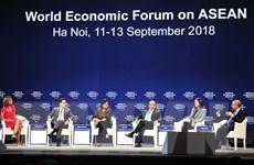 WEF ASEAN: Diễn đàn Tương lai kinh tế châu Á - Hợp tác là sức mạnh