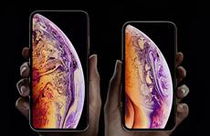 Apple chính thức ra mắt bộ đôi iPhone XS và XS Max 6,5-inch