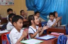 99% trường ở Nghệ An dạy học theo tài liệu Tiếng Việt lớp 1 công nghệ