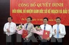 Đà Nẵng điều động giám đốc sở làm phó trưởng ban nội chính