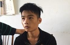 Bắt giữ 2 đối tượng giết lái xe taxi, ném xác xuống đèo Thung Khe