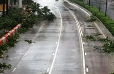 Siêu bão Mangkhut 'quần nát' đặc khu hành chính Hong Kong, Macau