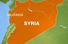 Syria: Thành phố Latakia đặt căn cứ của Nga bị tấn công bằng tên lửa