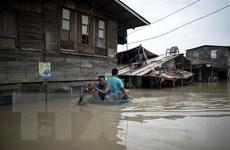 Lãnh đạo Việt Nam thăm hỏi về thiệt hại do bão Mangkhut ở Philippines