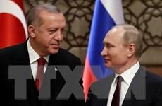 Nga, Thổ Nhĩ Kỳ nhất trí thiết lập khu phi quân sự tại Syria