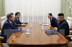 Truyền thông Triều Tiên tích cực đưa tin về các thỏa thuận đạt được