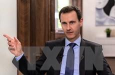 Tổng thống Syria Assad chỉ trích Israel sau vụ rơi máy bay Nga
