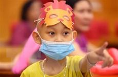 Trung Thu ấm áp, nghĩa tình đến với trẻ em hoàn cảnh khó khăn