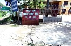 Điện Biên: Hiểm họa do sạt lở đất ở xã vùng cao Tìa Dình