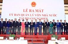 Thủ tướng: Ủy ban Quản lý vốn Nhà nước là đơn vị kinh tế trọng yếu