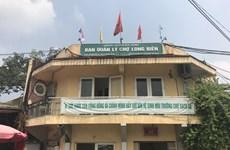 """Hà Nội khởi tố vụ án """"Cưỡng đoạt tài sản"""" xảy ra tại chợ Long Biên"""