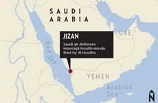 Liên quân Arab chặn âm mưu tấn công nhằm vào cảng của Saudi Arabia