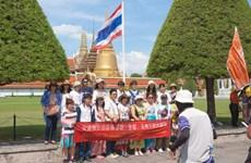 Lượng khách du lịch Trung Quốc đến Thái Lan sụt giảm mạnh