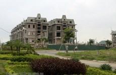 Hà Nội sẽ chấm dứt hoạt động đối với 39 dự án vi phạm Luật Đất đai