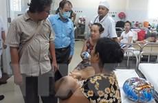 Đa số trẻ mắc bệnh sởi ở Đồng Nai là do không tiêm chủng