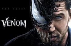 """Siêu anh hùng đen tối """"Venom"""" thống trị ngôi vương"""