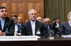 """Mỹ tiếp tục chỉ trích, cáo buộc Iran không """"trong sạch"""""""