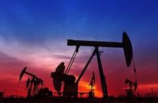 Giá dầu thế giới giảm xuống mức thấp nhất trong 2 tuần qua