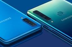 Samsung ra điện thoại tầm trung Galaxy A9 có tới 4 camera ở mặt sau