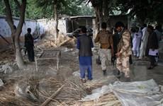 Nổ lớn tại vận động tranh cử ở Afghanistan, nhiều người bị thương