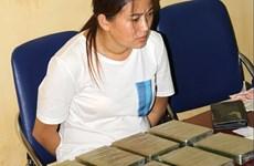 Lào Cai: Bắt giữ đối tượng vận chuyển trái phép 10 bánh heroin