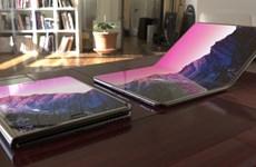 Samsung đang phát triển màn hình máy tính xách tay có thể gập lại