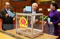Quốc hội hoàn thành công tác nhân sự tại kỳ họp thứ sáu