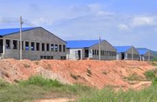Ngày 27/10 tiến hành dỡ bỏ trại nuôi lợn quy mô lớn gần hồ Trị An