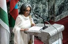 Nhà ngoại giao Zewde trở thành nữ Tổng thống đầu tiên của Ethiopia