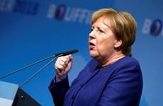 Thủ tướng Đức Merkel không tái tranh cử chức Chủ tịch CDU?