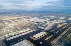 Sân bay Istanbul mới hứa hẹn sẽ là cảng hàng không lớn nhất thế giới
