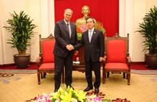 Việt Nam rất coi trọng mối quan hệ truyền thống tốt đẹp với Đức