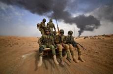 Quân đội Iraq chiếm giữ 30 chốt biên phòng trong lãnh thổ Syria