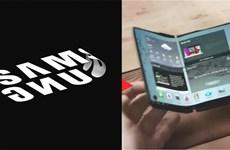 Samsung có thể ra mắt điện thoại màn hình gập vào ngày 7/11