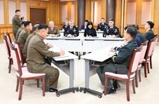 UNC và hai miền Triều Tiên tiến hành hội đàm lần 3 về JSA