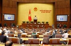 Xem xét, hoàn chỉnh Luật Thi hành án hình sự sửa đổi trong 3 kỳ họp