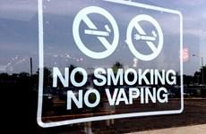 Tỷ lệ hút thuốc lá ở Mỹ giảm xuống mức chưa từng thấy
