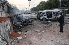 Thương vong tăng mạnh trong loạt vụ đánh bom liều chết tại Somalia