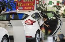 Doanh số ôtô của Trung Quốc có thể giảm lần đầu kể từ thập niên 1990