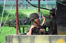 Hai miền Triều Tiên rút binh sỹ khỏi các trạm gác biên giới