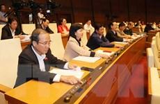 Nhiều luật quan trọng được Quốc hội biểu quyết thông qua
