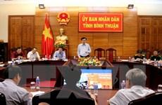 Ứng phó với bão số 9: Bình Thuận tính phương án sơ tán du khách