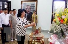 Kỷ niệm Ngày Nam Kỳ khởi nghĩa và Ngày sinh Thủ tướng Võ Văn Kiệt