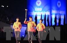 Hình ảnh khai mạc Đại hội Thể dục thể thao toàn quốc lần thứ VIII
