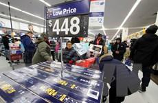 Xu hướng mua sắm trực tuyến lên ngôi tại Mỹ dịp Black Friday