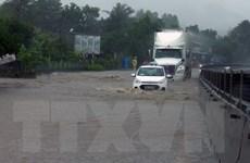 Từ đêm 26/11, Trung Bộ sẽ có mưa rất to, lũ các sông lên nhanh