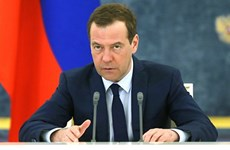 Thủ tướng Nga kêu gọi EAEU chống lại chủ nghĩa bảo hộ mậu dịch