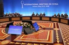 Bắt đầu vòng đàm phán thứ 11 về Syria tại thủ đô của Khazakhstan